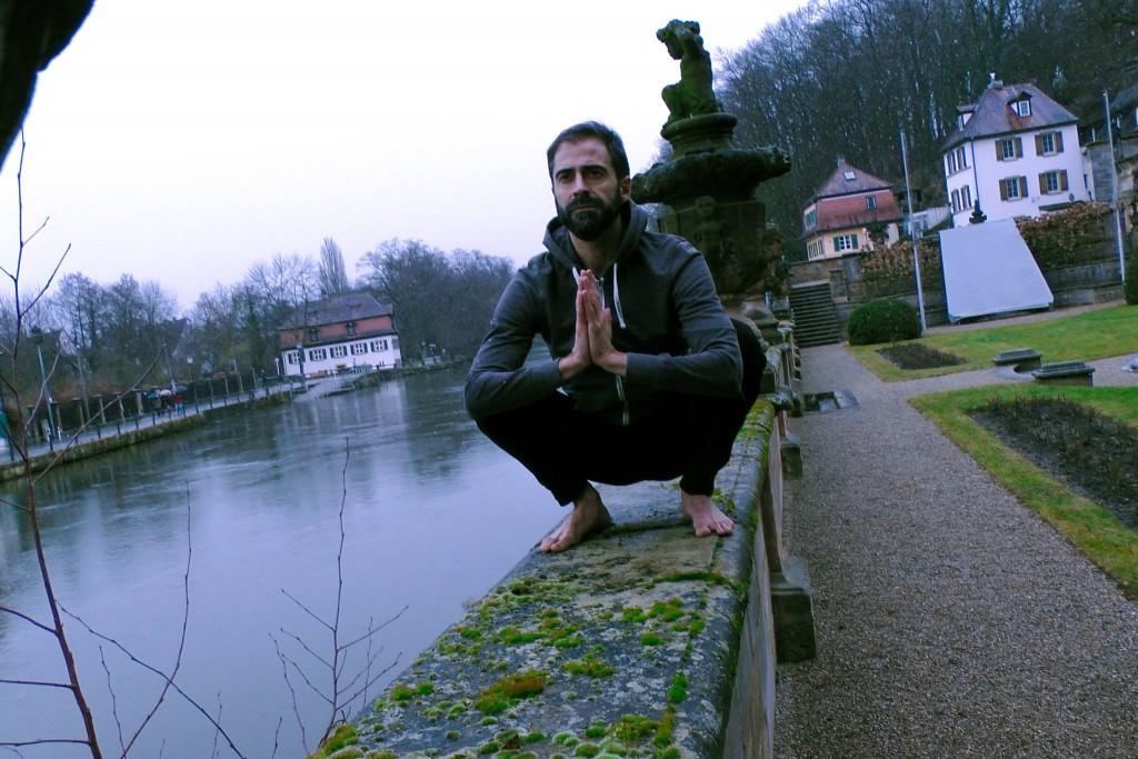 Javier Salinas | Yoga teacher barcelona