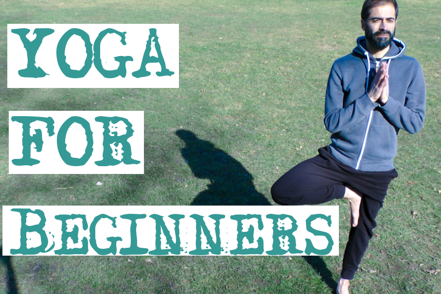 Yoga for BEGINNERS | Video Tutorial by Javier Salinas