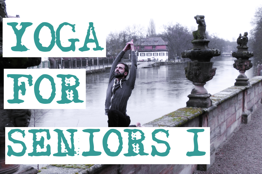 yoga for seniors | tutorial 1 by javier salinas